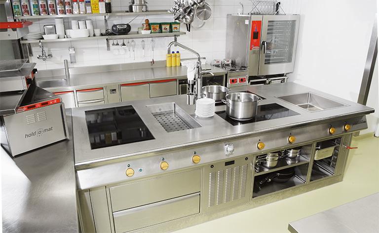 Planung und Baubegleitung für Grossküchen und Gastroküchen