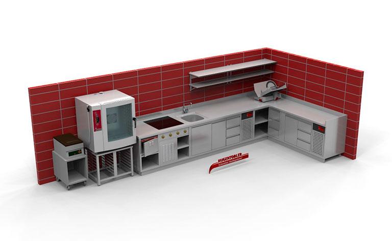 Gastronomie Küche Planen | Planung Und Baubegleitung Fur Grosskuchen Und Gastrokuchen